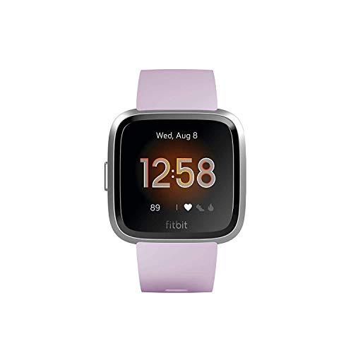 Fitbit Versa Lite, Smartwatch per Benessere e Forma Fisica, Lilla