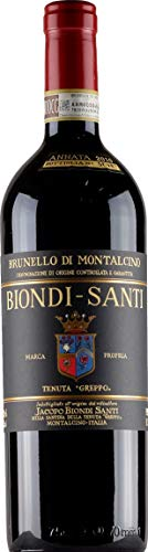 Brunello di Montalcino DOCG 2010 Biondi Santi Lt 0,750 Vini di Toscana
