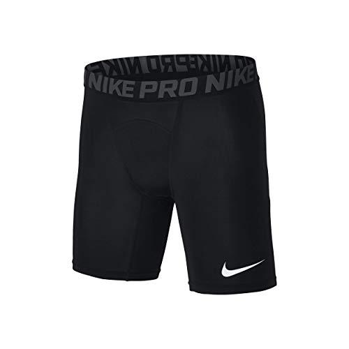 NIKE M NP Short Pantalones Cortos de Deporte, Hombre, Black/Anthracite/White, S
