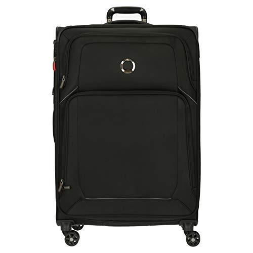 Delsey Optimax Lite Spinner (4 Wheels) Black 78 cm