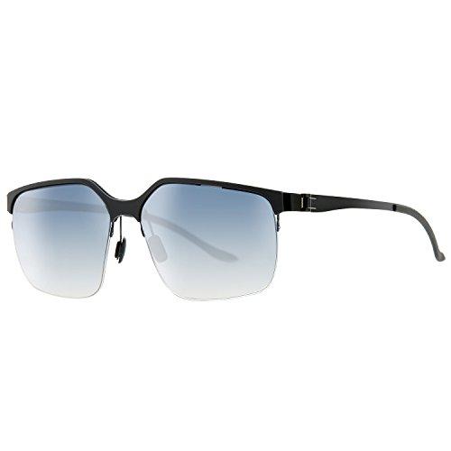 Mercedes-Benz Sonnenbrille M1037 Gafas de sol, Negro (Schwarz), 58.0 para Hombre
