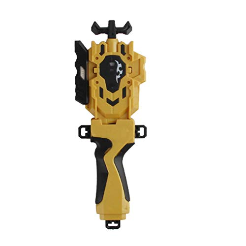 BeyLauncher Battling Top Launcher LR and Grip Tool Compatible with All Bey Burst Series Bey Battling Blade(Gold)