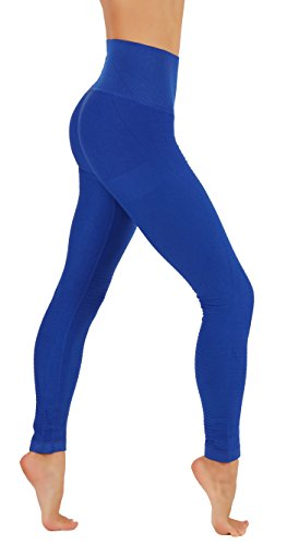 CODEFIT Yoga Dry-Fit Compression Pants Workout...