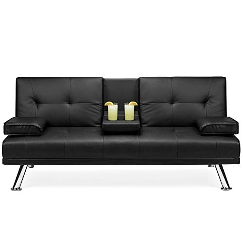 10 best sofa bed black for 2021