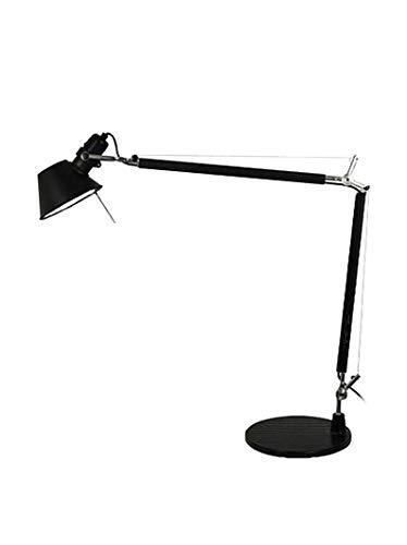 Artemide Tolomeo Mini Lampe de Table avec Base Noire