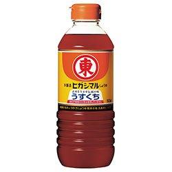 ヒガシマル醤油 うすくちしょうゆ 500mlペットボトル×12本入×(2ケース)