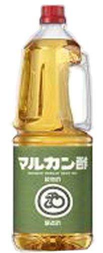 マルカン酢 穀物酢 ペット1.8L