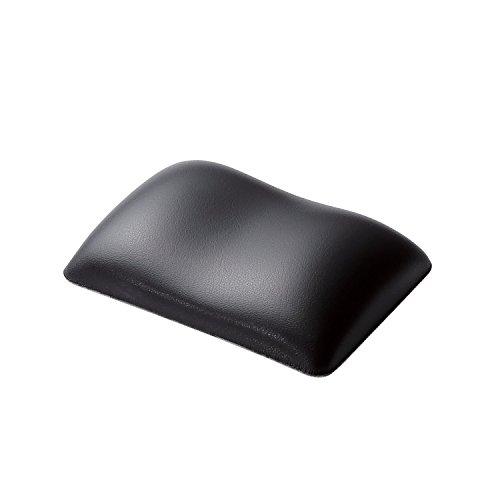 エレコム リストレスト 疲労軽減 ショート 日本製 FITTIO ブラック MOH-FTRBK