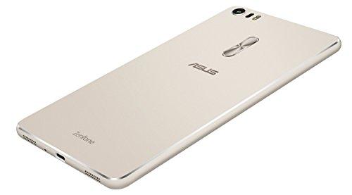 ASUS ZenFone 3 Ultra ZU680KL 4GB / 64GB 6.8-Inch 4G LTE Dual SIM FACTORY UNLOCKED - International Stock (SILVER)