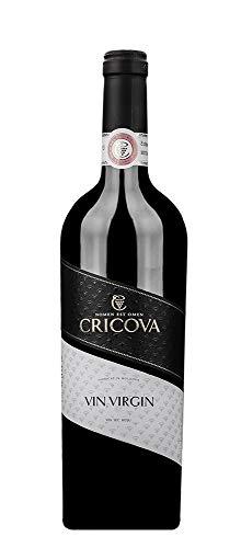 Cricova   Vin Virgin Merlot – Rotwein trocken aus Moldawien 0.75 L