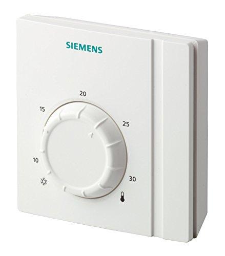 Siemens RAA21 - Termostato, color blanco