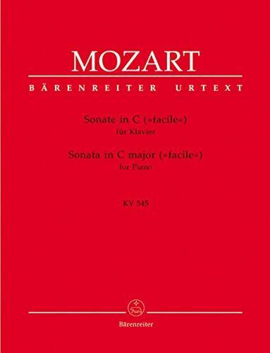 Sonate für Klavier C-Dur KV 545