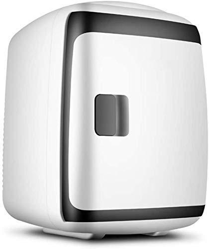 XBR Nuevo Mini Refrigerador de Coche Refrigerador de Refrigerador de Coche Portátil Refrigerador/Calentador Caja de Conservación de Calor para Viajes al Aire Libre, 13L, Negro