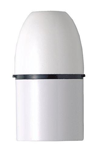 MK K1170RPWHI Pendant Lamp Holder with Cord Grip