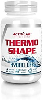 Activlab Thermo Shape - Hydro Off (60 Caps) 60 Unidades 37.2 g