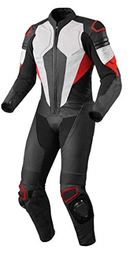 Motorcycle New One piece Track Racing Suit CE Approved Protection (4XL)