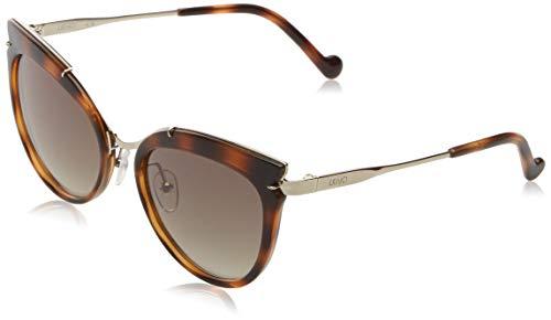 Liu Jo Lj684S 218 55 Gafas de sol, Blonde Tortoise, Mujer