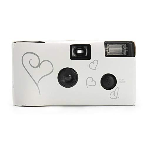 OKAYOU 人気のレトロな35mm使い捨てフィルムカメラマニュアルばか光学カメラ子供向けギフトワンタイム