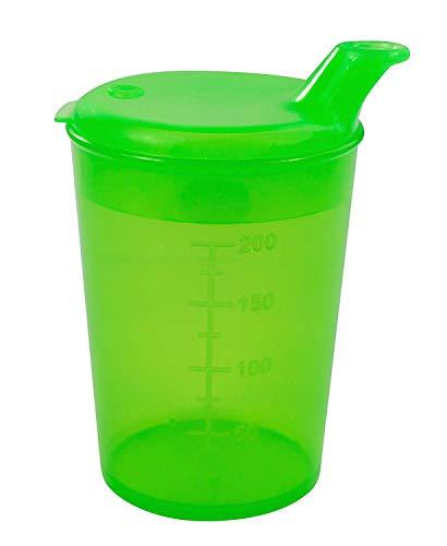 250 ml Schnabelbecher Schnabeltasse, Trinkbecher, Becher verschiedene Farben + Trinköffnungen...