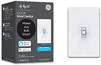 C by GE On / Off 3-Wire Smart Switch