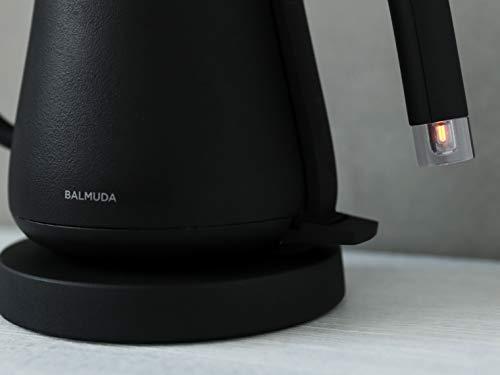 バルミューダ電気ケトルBALMUDAThePotK02A-BK(ブラック)
