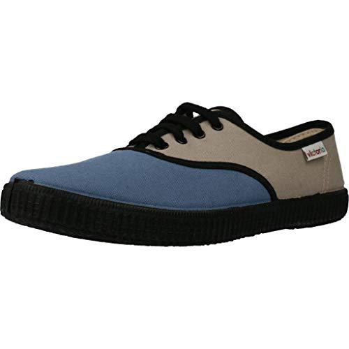 Victoria 6613 - Zapatillas deportivas para niña, Azul (azul marino), 44 EU