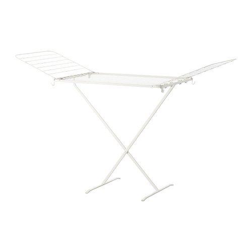 IKEA MULIG -Wäscheständer weiß