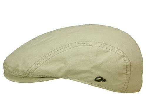 Gottmann Göttmann Orlando Sportmütze mit UV-Schutz aus Baumwolle - Hellgrau (10) - 55 cm