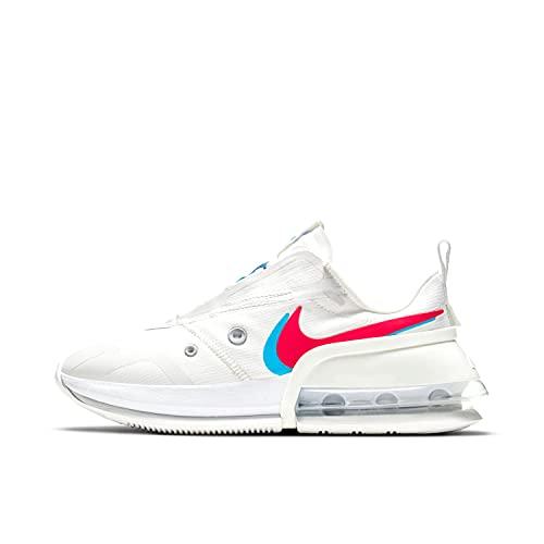 Nike Air Max Up, Scarpe da Ginnastica Donna, Summit White Siren Red Chlorine Blue, 40 EU