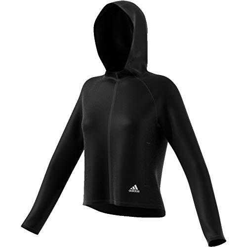 adidas TKO Jacket Chaqueta, Mujer, Negro, XL