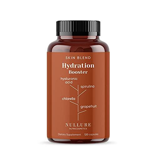 Ácido Hialurónico cápsulas | Prevención Antiarrugas Natural - Ácido Hialurónico puro +...
