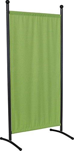 Angerer 606/02 Classic Stellwand eisengrau, Bezug Swingtex, apfel grün