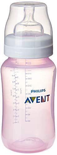 Mamadeira Anti-Colic Rosa 330 ml Philips Avent Rosa