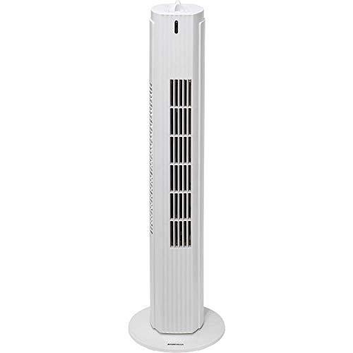 Basetech VE-5985 Turmventilator 35 W (Ø x H) 22 cm x 79 cm Weiß