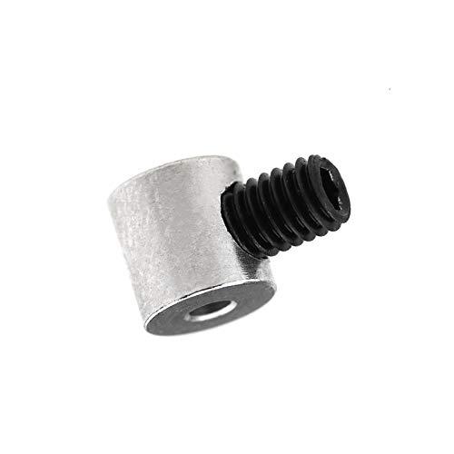 12 x 24 x Pin Locks 5 mm Pin Locks Badge Safety Clasp Allen Key