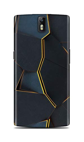 Shengshou Mobile Back Cover for OnePlus One (A0001) Design Pattern ABC131T34208