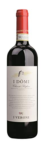 6x 0,75l - 2017er - I Veroni - I Domi - Chianti Rufina D.O.C.G. - Toscana - Italien - Rotwein trocken