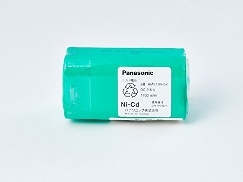 パナソニック Panasonic 掃除機 電池 バッテリー AMV10V-8K
