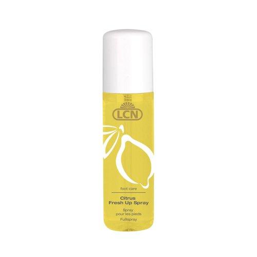 LCN agrumes Assainissement jambe Spray Citron Spray pour les pieds et les jambes 100 ml