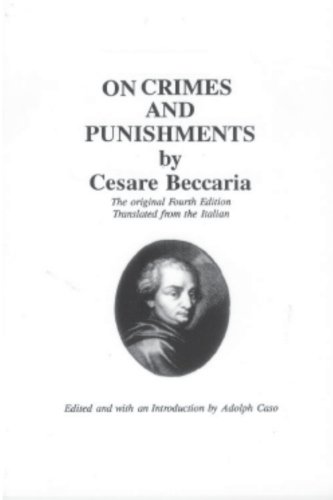 On Crimes and Punishments (International Pocket Library)