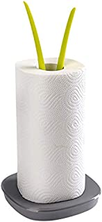 Kitchen Paper Towel Holder Standing Rack Dispenser with weighted Base for Standard Paper Rolls for Pantry, Utility Room, L...