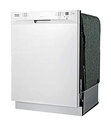SD-6501W: Energy Star 24? Built-In Stainless Steel Tall Tub Dishwasher w/Heated Drying – White
