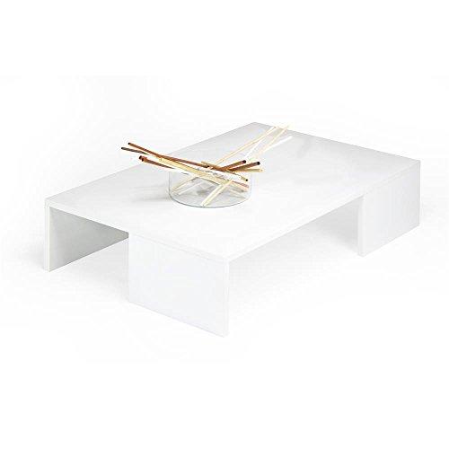 Mobili Fiver, Rachele Couchtisch, Holz, Esche weiß, 90 x 60 x 21 cm