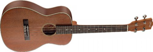 Stagg UB70-S Baritone Ukulele with Solid Mahogany Top - Natural Matte