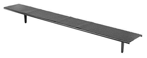 グリーンハウス 工具不要で取り付け ディスプレイ・テレビボード 耐荷重6kg 天板幅90cm GH-DTBA03