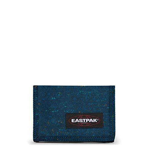 Eastpak Crew Single portemonnee, 13 cm, blauw (Nep Gulf)