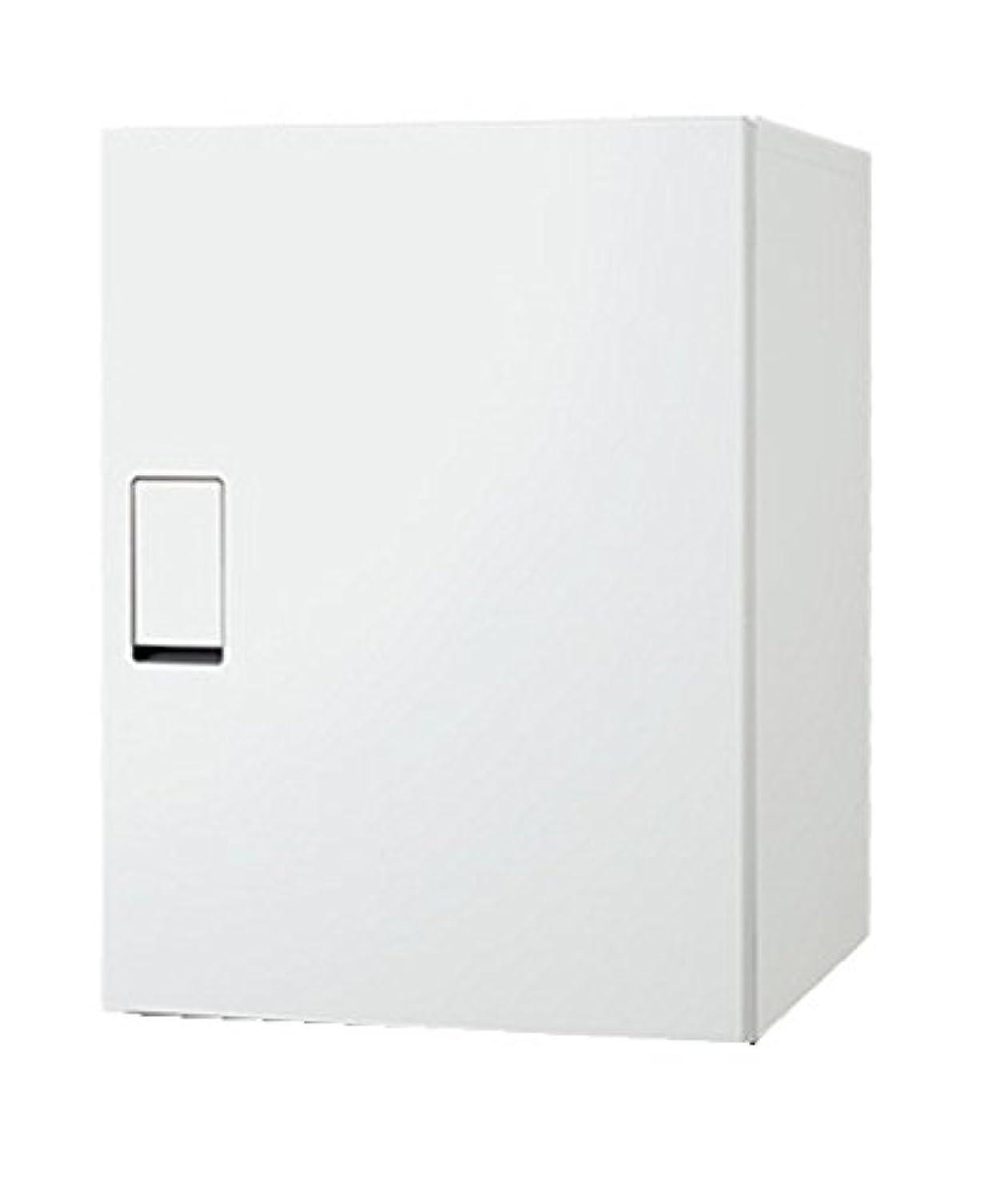 内部再開脊椎ナスタ 宅配ボックス BIG 据置タイプ 受取?発送対応 ボックス本体 ホワイトXホワイト KS-TLT450-S600-WW 1台