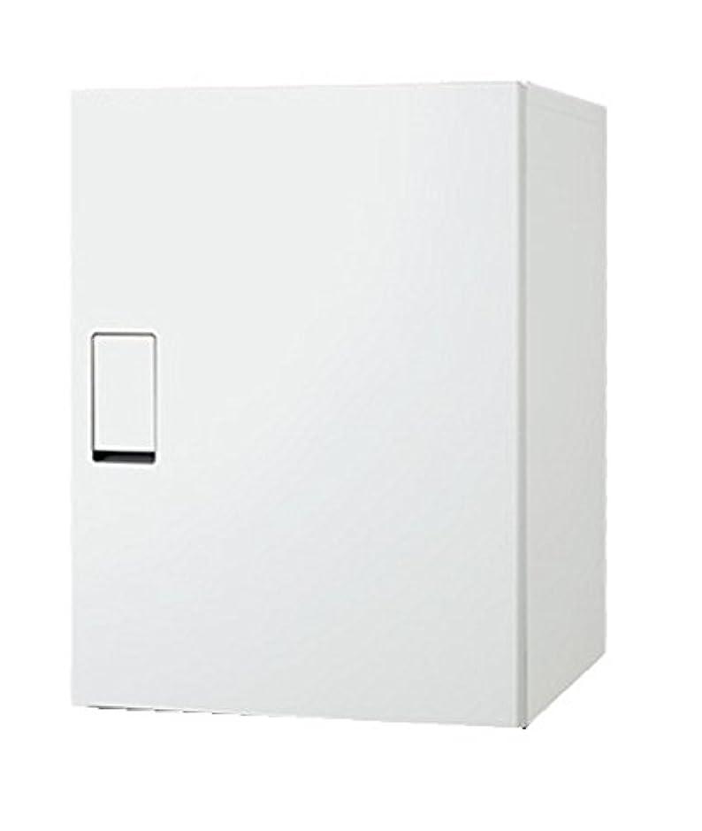 ビタミン外部ヒゲナスタ 宅配ボックス BIG 据置タイプ 受取?発送対応 ボックス本体 ホワイトXホワイト KS-TLT450-S600-WW 1台