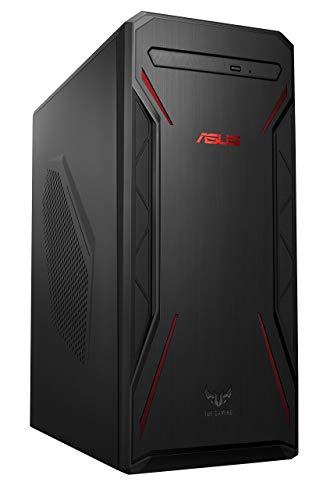 ASUS TUF Gaming FX10 Desktop PC, Intel Core i5-8400 Processor, GeForce GTX 1050 Graphics, 8GB 2666MHz RAM, 1TB HDD, DVD-RW Drive, 802.11ac Wi-Fi, Windows 10 - FX10CP-DH551 (Certified Refurbished)