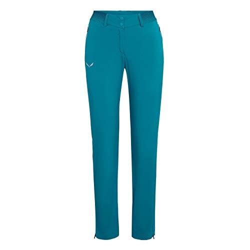 Salewa PEDROC 3 DST W Pantalon Femme, Ocean/0340, FR : XXS (Taille Fabricant : 38/32)